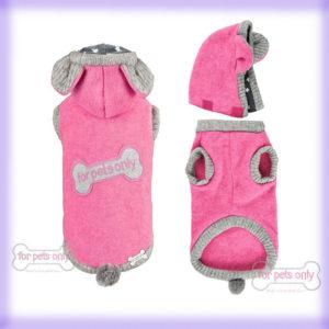 Outfit: Fluo Fpo Pull di For Pets Only la trovi da Mon Petit Boutique