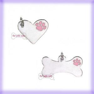 Beauty & Bijoux: le medagliette per cani Fpo Id Tag di For Pets Only le trovi da Mon Petit Boutique