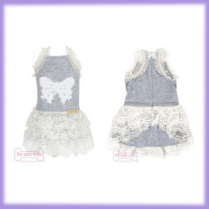 Outfit: Girly Dress di For Pets Only lo trovi da Mon Petit Boutique