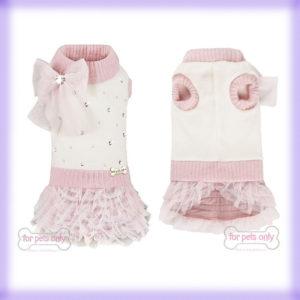 Outfit: Inimitable Dress di For Pets Only la trovi da Mon Petit Boutique