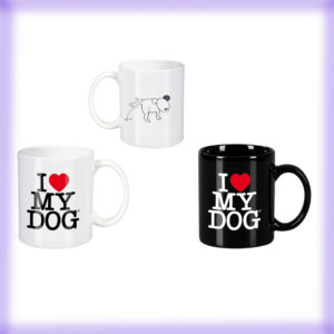 Per mamma e papà: La collezione di I Love My Dogs la trovi da Mon Petit Boutique