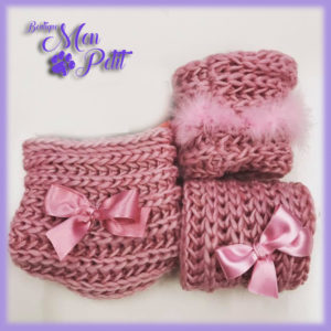 Outfit: Originale e caldissimo scaldacollo Mon Petit Boutique