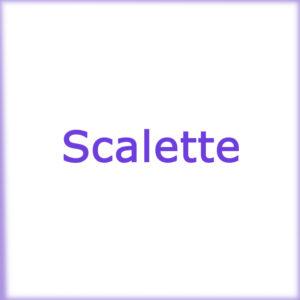 Scalette
